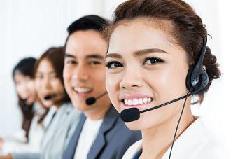 Internationale Servicerufnummer beantragen